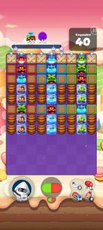 Stage 480 from Dr. Mario World since version 2.1.0