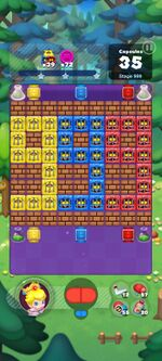 Stage 999 from Dr. Mario World