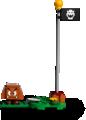 LEGO Super Mario Goomba Goal Pole.png