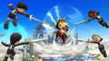 Challenge 74 from the eighth row of Super Smash Bros. for Wii U