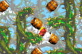 Bramble Blast GBA narrow path.png