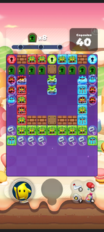 Stage 456 from Dr. Mario World