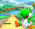 3DS Daisy Hills R from Mario Kart Tour