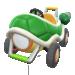 Koopa Dasher from Mario Kart Tour