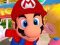 Mario and Peach (trophy cutscene) - Mario Power Tennis.png