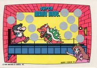 A Nintendo Game Pack scratch-off game card of Super Mario Bros. (Screen 10 of 10)