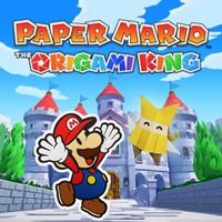 Switch Menu Icon for Paper Mario: The Origami King