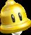 Artwork of a Super Bell from Super Mario 3D World