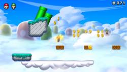 World Coin-4 of New Super Mario Bros. U