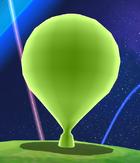 Rubbery bulb