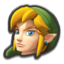 Link's icon from Mario Kart 8