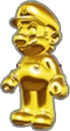 Mario's Gold Suit icon in Mario Kart Live: Home Circuit