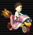 Magikruiser from Mario Kart Wii