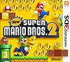 New Super Mario Bros. 2 European box art
