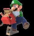 Nintendo Labo x Mario Kart 8 Deluxe (Luigi).png