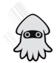 The Blooper 10-Stack sprite from Paper Mario: Color Splash.