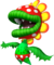 Petey Piranha from Mario Super Sluggers