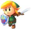 Link (Link's Awakening) spirit in Super Smash Bros. Ultimate