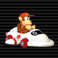 Diddy Kong's Super Blooper