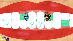 A microgame in WarioWare: Get It Together!
