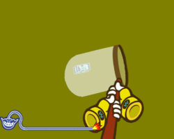 Net Profit in WarioWare: Smooth Moves.