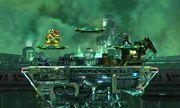 Midgar in Super Smash Bros. for Nintendo 3DS