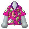 """The """"Koopaling Hawaiian Shirt"""" Mii top"""
