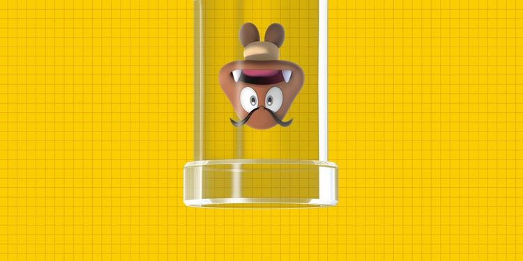 Picture shown with the second question in Angry Sun Super Mario Maker 2 Quiz