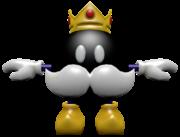King Bob-omb's model from Mario Party 8.