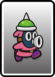 A Pink Spike Snifit card from Paper Mario: Color Splash