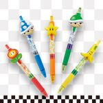 Mario Kart item ballpoint pens from Super Nintendo World
