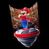 Mario using a Spin Drill