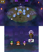 Horror Harriers from Mario Party: Island Tour