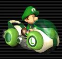 Baby Luigi's Jet Bubble
