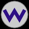 Wario emblem from Mario Kart 8