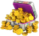 Coins from Mario Kart Tour