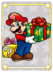 Given 1 consumable item as a present. What you'll get is a surprise.