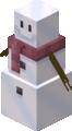 Minecraft Mario Mash-Up Sheared Snow Golem Render.png