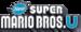 Logo for New Super Mario Bros. U