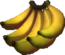 Sprite of a Banana Bunch from Donkey Kong Barrel Blast