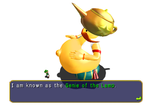 Genie of the Lamp from Mario Party 4