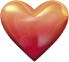 Artwork of a Heart from Donkey Kong Country: Tropical Freeze.