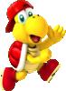 Red Koopa (Freerunning) from Mario Kart Tour