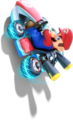 Mario Artwork (alt) - Mario Kart 8.png