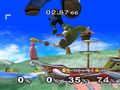 Melee RainbowCruise Fight.png