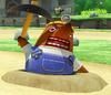 Mr. Resetti from Mario Kart 8