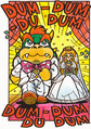 SMAdventures Bowser Peach wedding.PNG