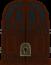 Rendered model of a Key Door in Super Mario Galaxy.