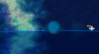 Water planets