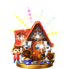 Dream Home trophy from Super Smash Bros. for Wii U